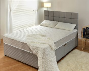 Memory Foam Mattress 2000 With Pocket Springs
